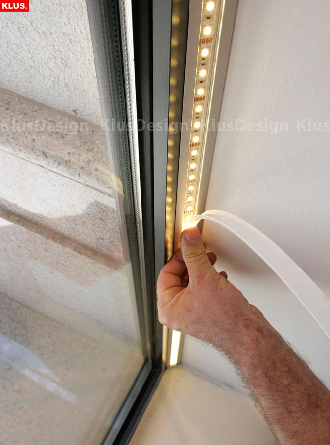 Led Stair Lights Klus Design