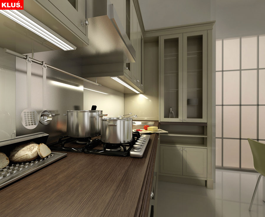 Transform Your Kitchen With KLUS LED Lighting Klus Design - Kitchen lighting products