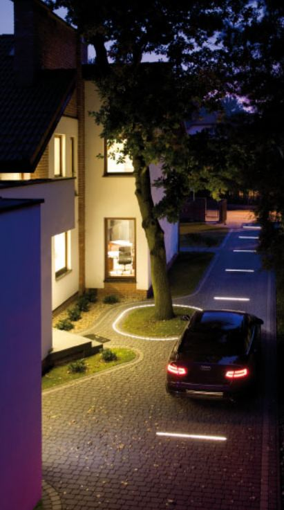 Residential Led Lighting Systems