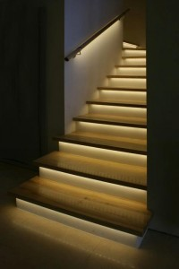 There are numerous advantages to LED stair lighting. It is inexpensive,  aesthetic and very easy to install. LED stair lighting that you can adjust  to any ...