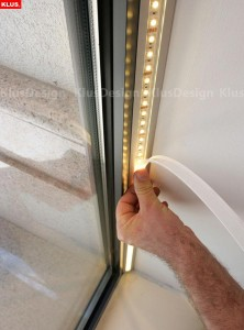 Using Led Lighting Strips For Decoration