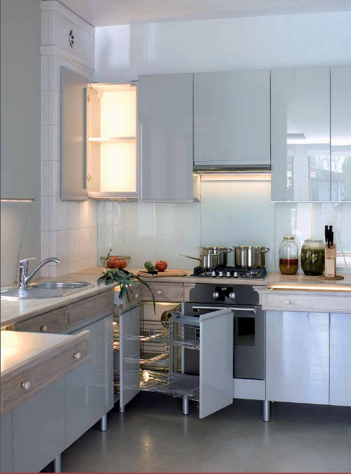 Spruce Up Your Home With LED Kitchen Lighting - Kitchen up lighting