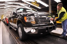 Ford Installs LED Lighting In Manufacturing Facilities