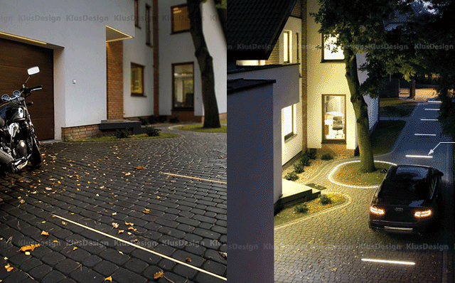 Driveway Led Lighting The Ultimate Curb Eal