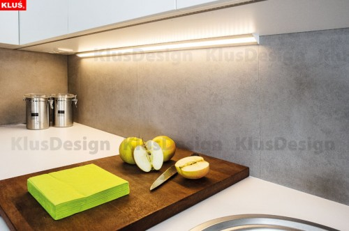 Klus Design Releases New Kitchen Cabinet LED Extrusion