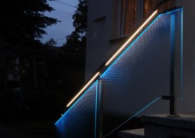 Stair and Handrail LED Lighting