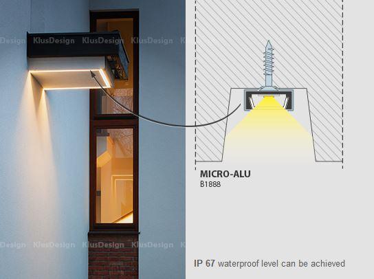 home exterior LED-3