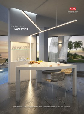 How To Achieve Warm, Soft, Continuous Lines Of Light In Your Home