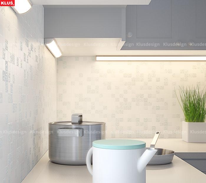 KLUS Design Announces The New KOPRO 30 LED Extrusion