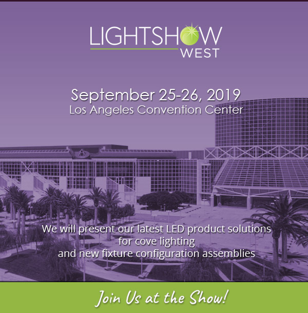 KLUS Will Be Exhibiting Newest LED Lighting Products At Light Show West 2019