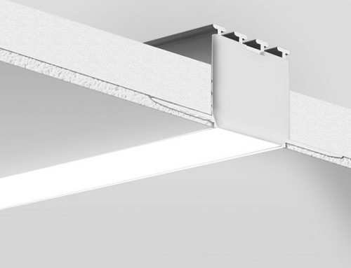 Creating An Embedded LED Line Of Light – KOZEL Extrusion